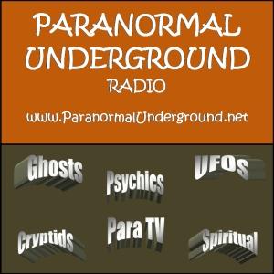 Paranormal Underground Radio by Paranormal Underground Magazine