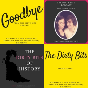 The Dirty Bits (Death Is Hilarious - with the Witty Widow) by Tawny Platis