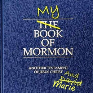 My Book of Mormon by Marie Kent