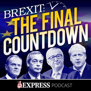 Brexit The Final Countdown by The Daily Express