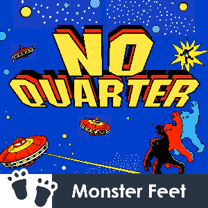 No Quarter by Monster Feet