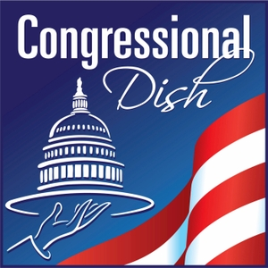Congressional Dish by Jennifer Briney