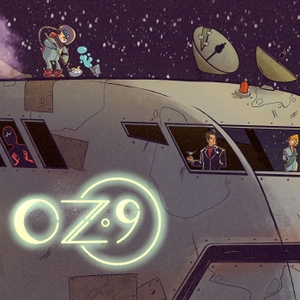 Oz 9 by Shannon K Perry
