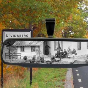 Åtvidaberg i backspegeln by Brukskultur Åtvidaberg