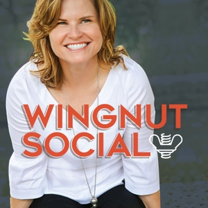 The Interior Design Business and Social Media Marketing Podcast: Wingnut Social by Darla Powell