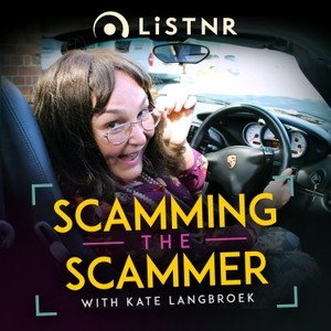 Scamming The Scammer by PodcastOne Australia