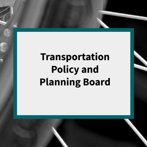 Transportation Planning and Policy Board Podcast by Madison City Channel