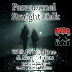 Paranormal Straight Talk Podcast by Paranormal Straight Talk radio show