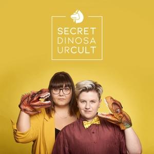 Secret Dinosaur Cult by Sofie Hagen and Jodie Mitchell