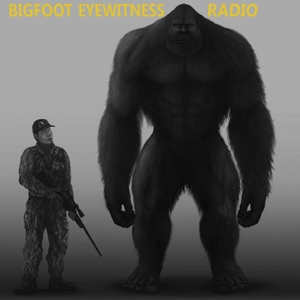 Bigfoot Eyewitness Radio by Vic Cundiff