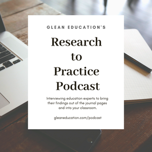 Glean's Research to Practice Podcast by Jessica Hamman