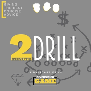 2 Minute Drill, a Minicast From Diversifed Game by Diversified Game