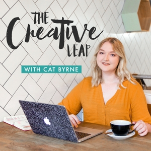 The Creative Leap by Cat Byrne