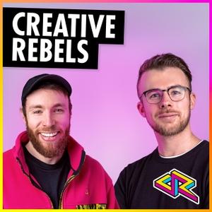 Creative Rebels by David Speed & Adam Brazier