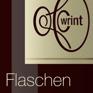 WRINT: Flaschen by Holger Klein