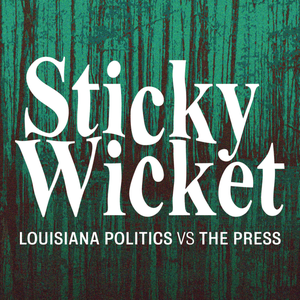 Sticky Wicket by Laine Kaplan-Levenson
