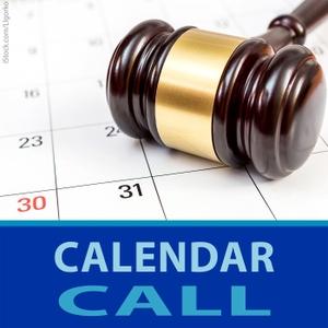 Calendar Call by CT Judicial Branch