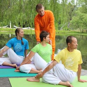 Sivananda Yoga Farm Podcast by Swami Sitaramananda