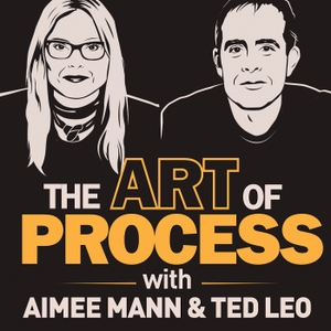 The Art of Process with Aimee Mann and Ted Leo by Aimee Mann, Ted Leo, and Maximum Fun