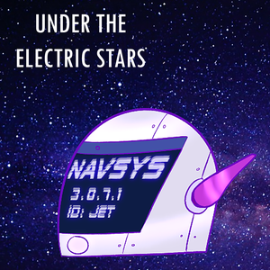 Under the Electric Stars by Eli Ramos