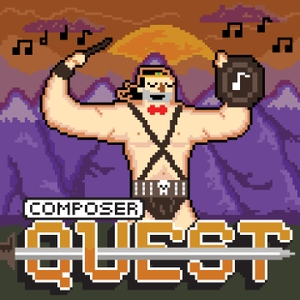 Composer Quest: A Songwriting and Music Composition Podcast by Charlie McCarron