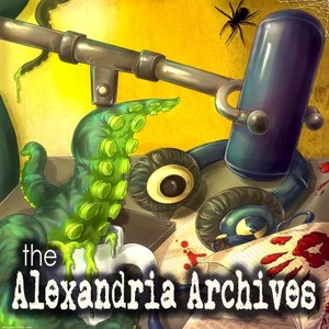 The Alexandria Archives by Nicole Jorge, Uri Sacharow, and Aaron Rehdactedd