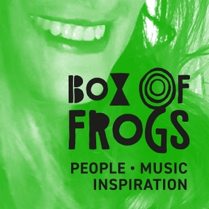 Box of Frogs by Fiona White