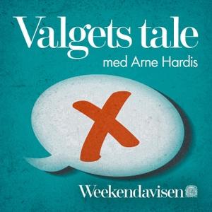 Valgets tale med Arne Hardis by Weekendavisen