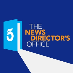 The News Director's Office by Tribune Audio Network | KTLA