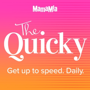 The Quicky by Mamamia Podcasts