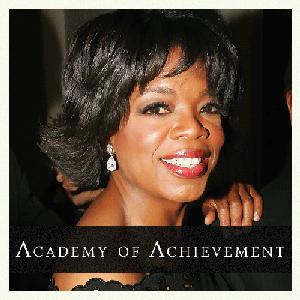 Oprah Winfrey by Academy of Achievement
