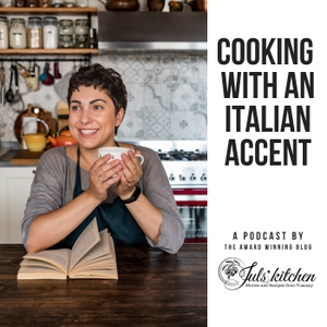 Cooking with an Italian accent by Giulia Scarpaleggia