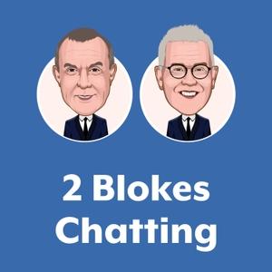 2 Blokes Chatting