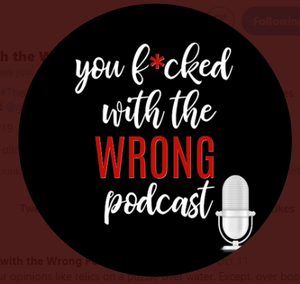You F*cked with the Wrong Podcast by The Challenge : War of the Worlds