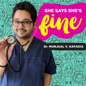 She Says She's Fine by Maed in India