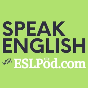 English as a Second Language (ESL) Podcast - Learn English Online by Center for Educational Development