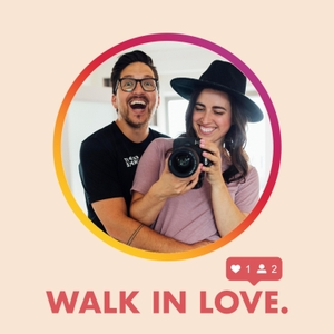 walk in love. with Brooke & T.J. Mousetis by Brooke & T.J. Mousetis