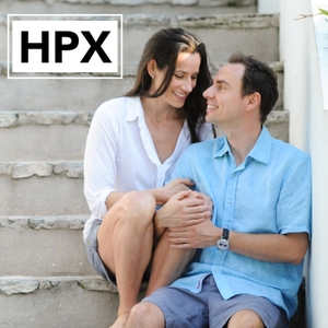 HPX podcast by Brendon and Denise Burchard