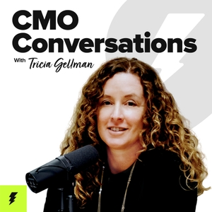 CMO Conversations With Tricia Gellman by Drift