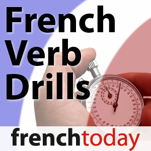 French Verb Drills (French Today) by Camille Chevalier-Karfis