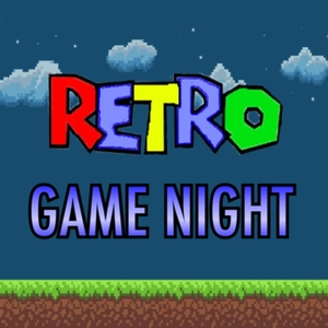 Retro Game Night by Damian, Kyle, Josh & Ben