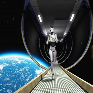 Damon's Brave New World- A Science Fiction Odyssey by R. Damon Lignos