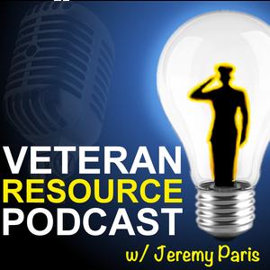 Veteran Resource Podcast by Jeremy Paris interviews Veteran Non-profits each week