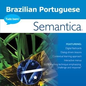 Brazilian Portuguese Podcast, by Semantica by Semantica Portuguese