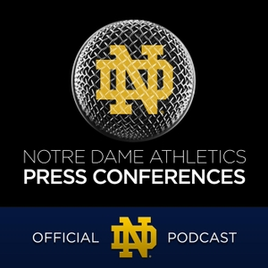 Press Conferences - Notre Dame Athletics by Fighting Irish Media