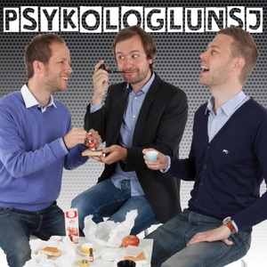 Psykologlunsj by Tommy, Jonas og Jan-Ole
