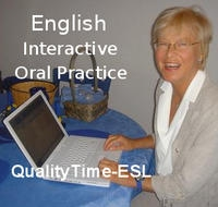 QualityTime-ESL - English Drills and Practice by Marianne Raynaud