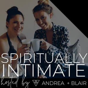 Spiritually Intimate Conversations by Andrea Crowder