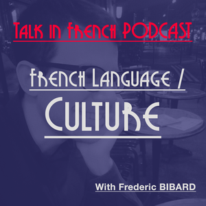 Talk in French's podcast by Frederic BIBARD