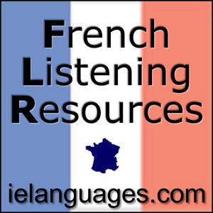 French Listening Resources by ielanguages.com